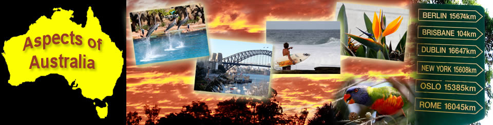 Aspects of Australia header image